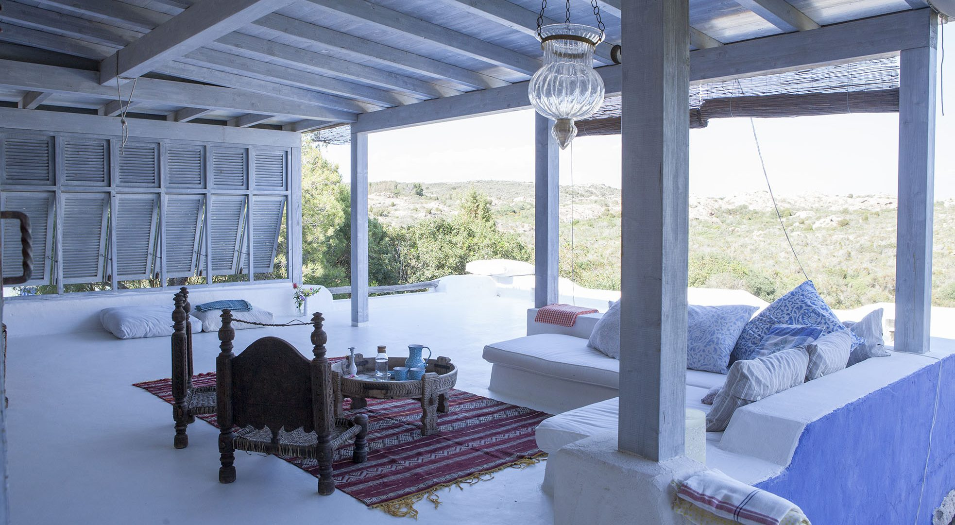 Casadisale Yoga Resort Carloforte - La terrazza