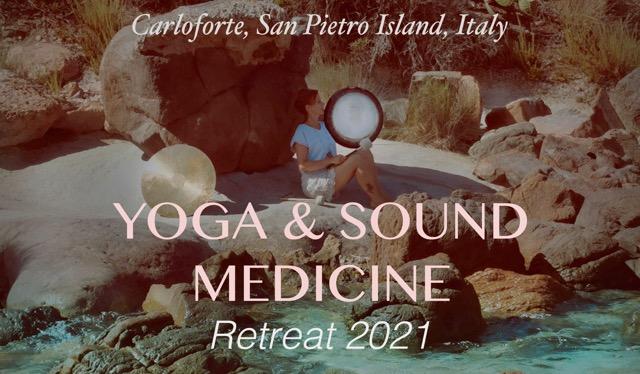 Yoga & Sound 2021 - le vibrazioni e la cura